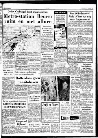 Trouw / De Rotterdammer 1964-01-23