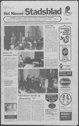 Het Nieuwe Stadsblad 1971-02-24