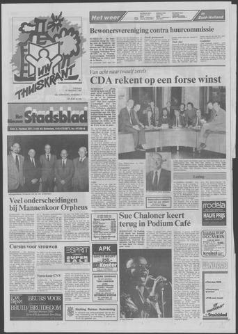 Het Nieuwe Stadsblad 1990-01-12