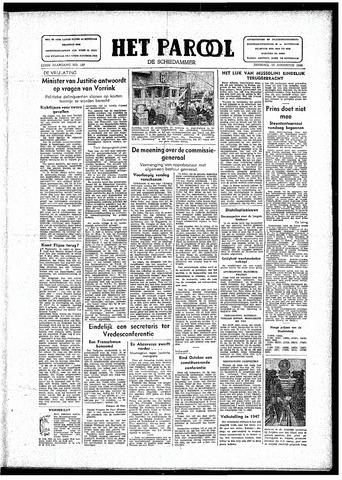 Rotterdamsch Parool / De Schiedammer 1946-08-13
