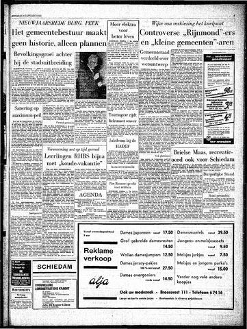 Rotterdamsch Parool / De Schiedammer 1963-01-08