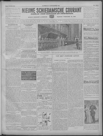 Nieuwe Schiedamsche Courant 1933-09-09