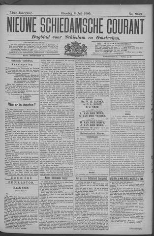 Nieuwe Schiedamsche Courant 1909-07-06