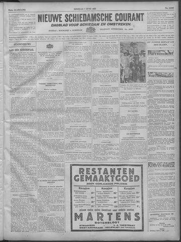 Nieuwe Schiedamsche Courant 1932-06-07