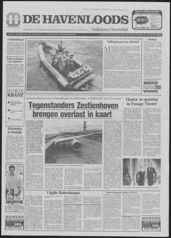 De Havenloods 1991-12-05