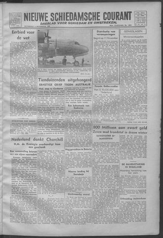 Nieuwe Schiedamsche Courant 1945-11-03