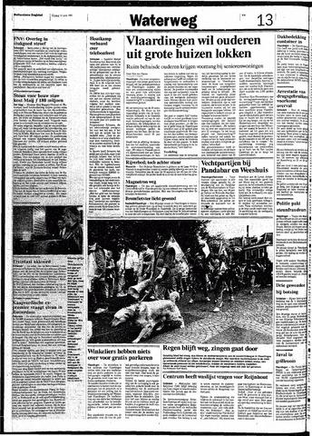 Rotterdamsch Nieuwsblad / Schiedamsche Courant / Rotterdams Dagblad / Waterweg / Algemeen Dagblad 1991-06-14