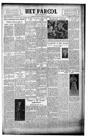 Rotterdamsch Parool / De Schiedammer 1946-01-19