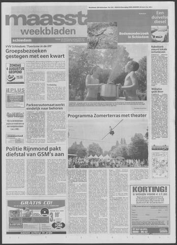 Maaspost / Maasstad / Maasstad Pers 2002-07-31