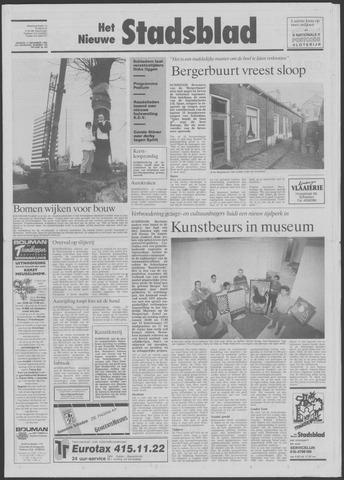 Het Nieuwe Stadsblad 1992-12-11