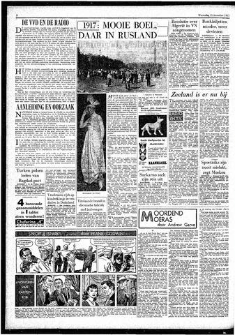 Rotterdamsch Parool / De Schiedammer 1957-12-11