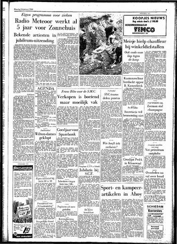 Rotterdamsch Parool / De Schiedammer 1962-01-16