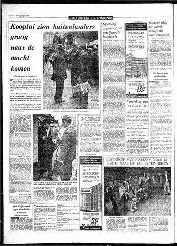 Rotterdamsch Parool / De Schiedammer 1968-07-09