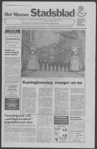 Het Nieuwe Stadsblad 1981-04-08