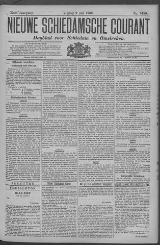 Nieuwe Schiedamsche Courant 1909-07-02