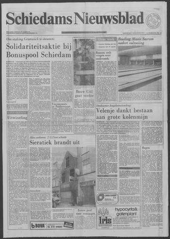 Schiedams Nieuwsblad 1977-08-03