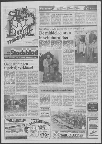 Het Nieuwe Stadsblad 1988-04-01