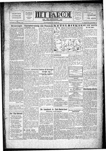Rotterdamsch Parool / De Schiedammer 1945-05-16