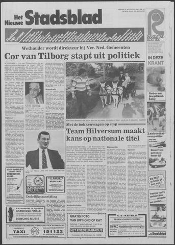Het Nieuwe Stadsblad 1985-08-16