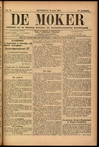 De Moker 1906-06-16