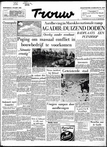Trouw / De Rotterdammer 1960-03-02