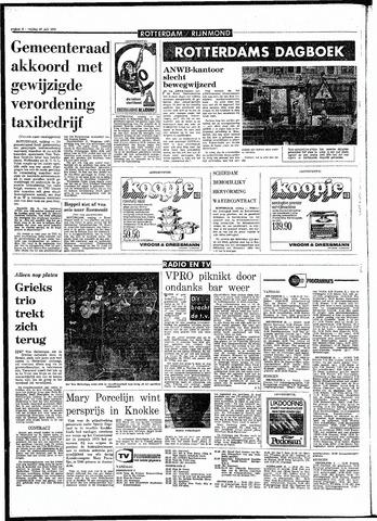 Rotterdamsch Parool / De Schiedammer 1970-07-17