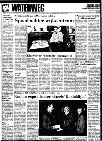 Rotterdamsch Nieuwsblad / Schiedamsche Courant / Rotterdams Dagblad / Waterweg / Algemeen Dagblad 1991-01-09