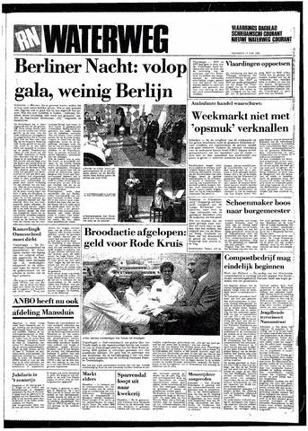 Rotterdamsch Nieuwsblad / Schiedamsche Courant / Rotterdams Dagblad / Waterweg / Algemeen Dagblad 1985-06-10