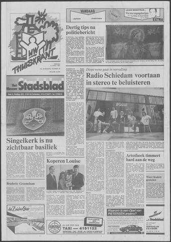 Het Nieuwe Stadsblad 1991-04-12