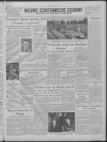Nieuwe Schiedamsche Courant 1949-05-24