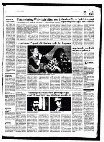 Rotterdamsch Nieuwsblad / Schiedamsche Courant / Rotterdams Dagblad / Waterweg / Algemeen Dagblad 1998-03-09