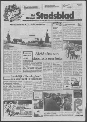 Het Nieuwe Stadsblad 1987-05-06
