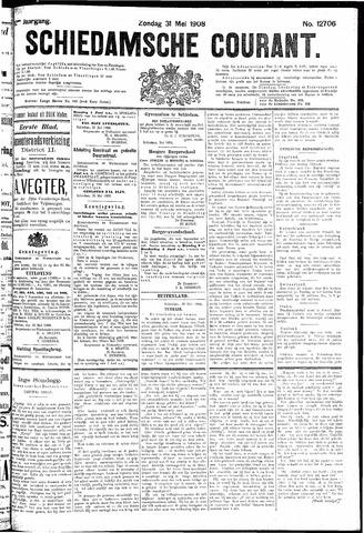 Schiedamsche Courant 1908-05-31