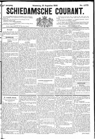 Schiedamsche Courant 1908-08-19