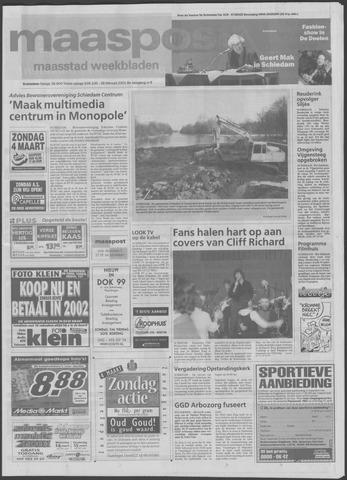 Maaspost / Maasstad / Maasstad Pers 2001-02-28