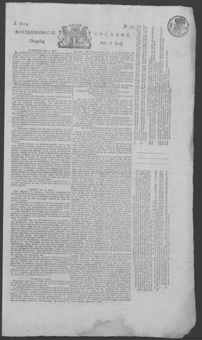Rotterdamse Courant 1823-06-17