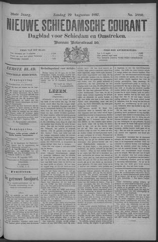 Nieuwe Schiedamsche Courant 1897-08-29