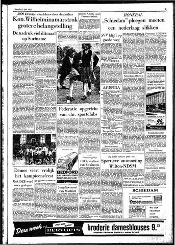 Rotterdamsch Parool / De Schiedammer 1961-06-05
