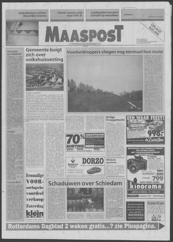 Maaspost / Maasstad / Maasstad Pers 1995-05-03