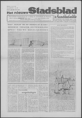 Het Nieuwe Stadsblad 1962-06-15