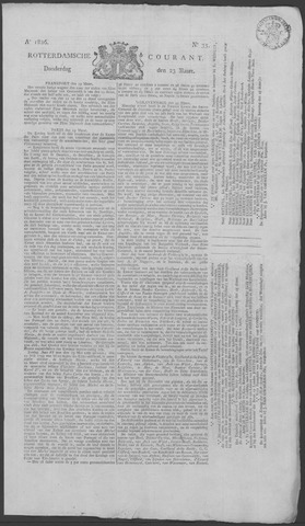 Rotterdamse Courant 1826-03-23