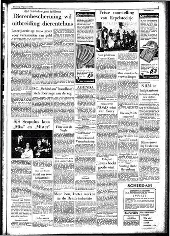 Rotterdamsch Parool / De Schiedammer 1961-01-30