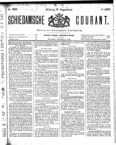 Schiedamsche Courant 1883-08-17