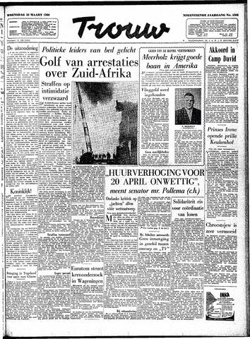 Trouw / De Rotterdammer 1960-03-30