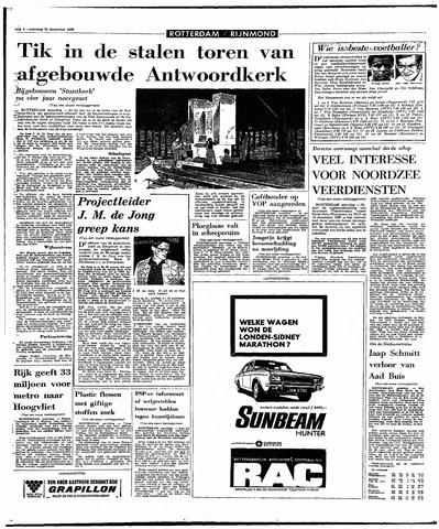 Rotterdamsch Parool / De Schiedammer 1968-12-21