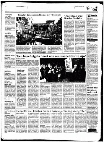 Rotterdamsch Nieuwsblad / Schiedamsche Courant / Rotterdams Dagblad / Waterweg / Algemeen Dagblad 1998-09-07
