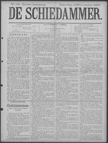 De Schiedammer 1890-11-22