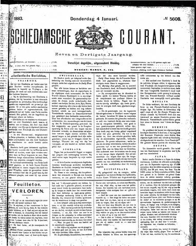 Schiedamsche Courant 1883-01-04
