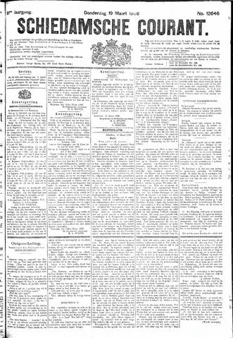Schiedamsche Courant 1908-03-19