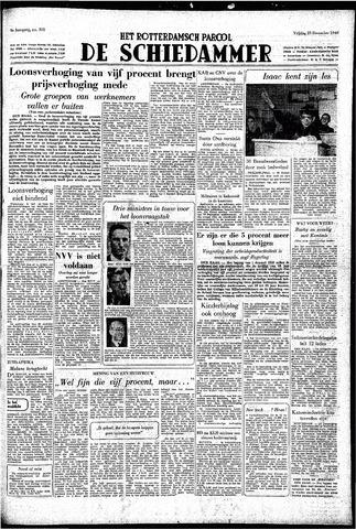 Rotterdamsch Parool / De Schiedammer 1949-12-23